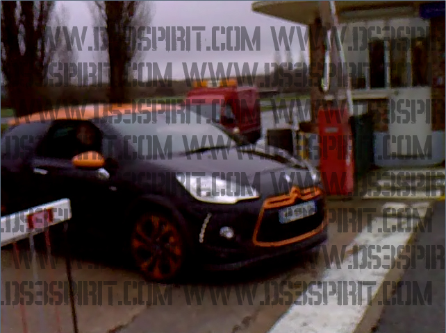 citro u00ebn ds3    citroen racing edition